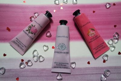 Crabtree & Evelyn - hand therapy