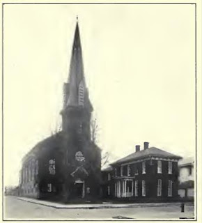 St. Paul's Frostburg 1919