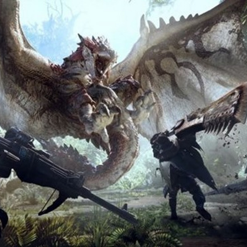 Dies könnte das erste Monster Hunter Spiel sein, das mir wirklich gefällt
