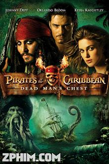 Cướp Biển Vùng Caribê 2: Chiếc Rương Tử Thần - Pirates of the Caribbean: Dead Man's Chest (2006) Poster