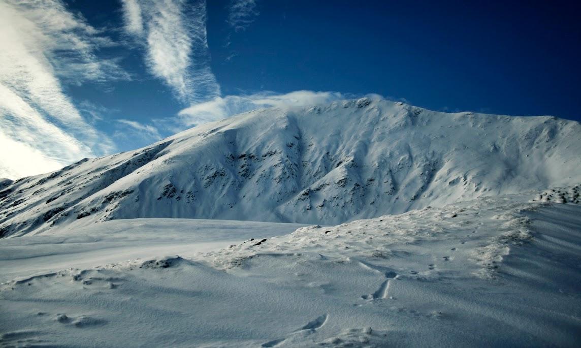 Bystra z Pyszniańskiej Przełęczy