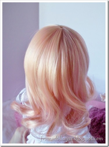 For My Doll Bjd Wig K-002 Review