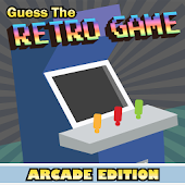 Guess the Retro Game: Arcade