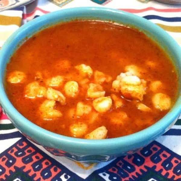 New Mexican Posole Rojo & Freshly Ground Chiles Recipe