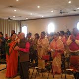 Arati by devotees