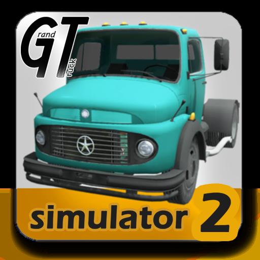 GRAND TRUCK SIMULATOR 2 DINHEIRO INFINITO