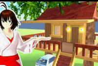 ID Hotel Pohon di Sakura School Simulator