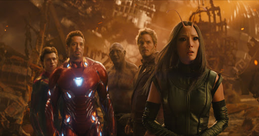 Is Avengers  Infinity Wars Set To Hit A New Box-Office Record? 35