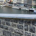 9 - Couvre-Murs sur mur en moellons