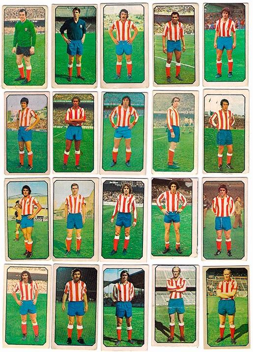 At. Madrid - Ediciones ESTE 77/78