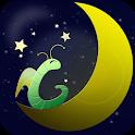 Sleep Bug: White Noise Soundscapes & Music Box icon
