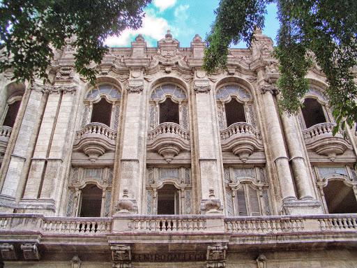 The Music Conservatory building in Havana, Cuba.
