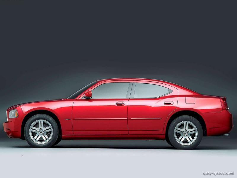 2007 dodge charger rt specs