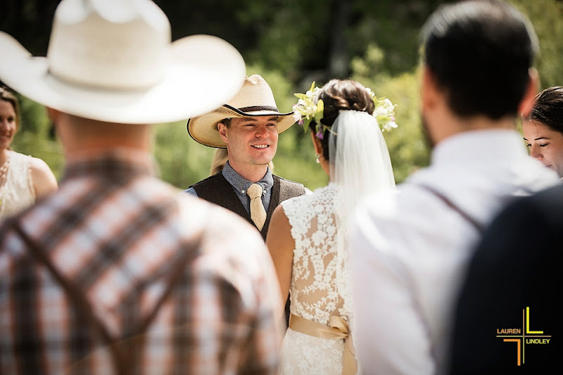 Tahoe Ranch Wedding
