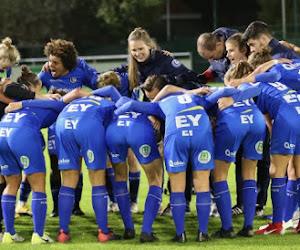 📷 KAA Gent Ladies op teambuildingstage
