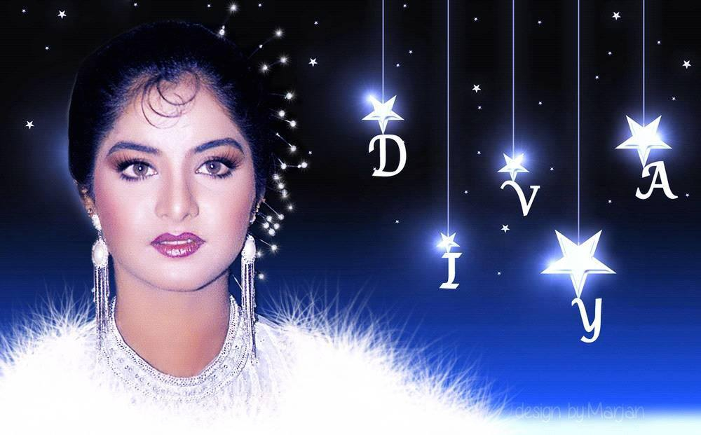 Divya Bharti Awesome Images Hot Fashion On The Year