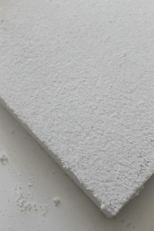 smooth finish foam