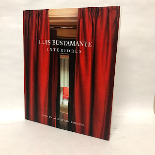 Luis Bustamante Interiores Book
