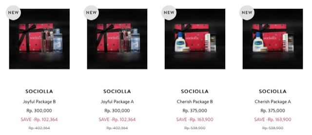Sociolla 2nd Anniversary