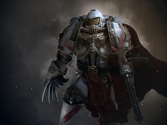 Astartes, brutal fan film basados en Warhammer 40k