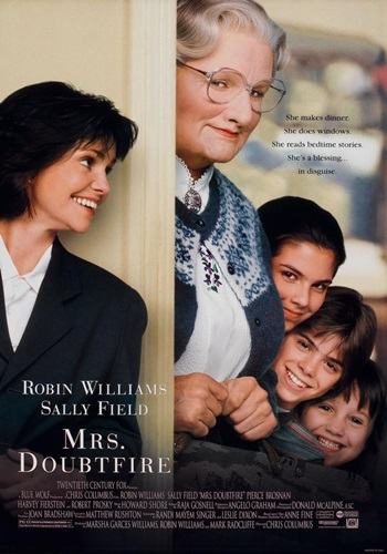 Mrs. Doubtfire [Latino]