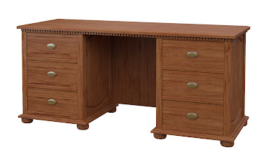 Valencia Executive Desk
