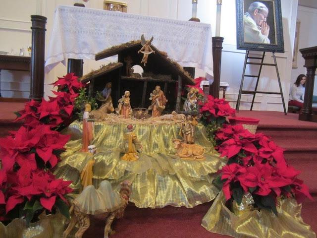 2013-12-25 Mass on Christmas Day- pictures E. Gürtler-Krawczyńska - 003.jpg