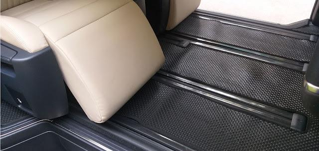 Thảm KATA Toyota Granvia 2020