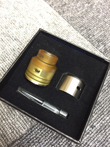 S 27213902 thumb%25255B2%25255D - 【海外】「Kendo Vape Cotton」「Kendo Vape Cotton (Gold Edition)」「ADVKEN Mad Hatter 24キット」「ADVKEN gorge RDA」「Wotofo Serpent RDTAゴールド等」