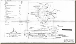 F4H-1 General Arrangement Jan-25-61 Sheet 1 of 3a(Pic)