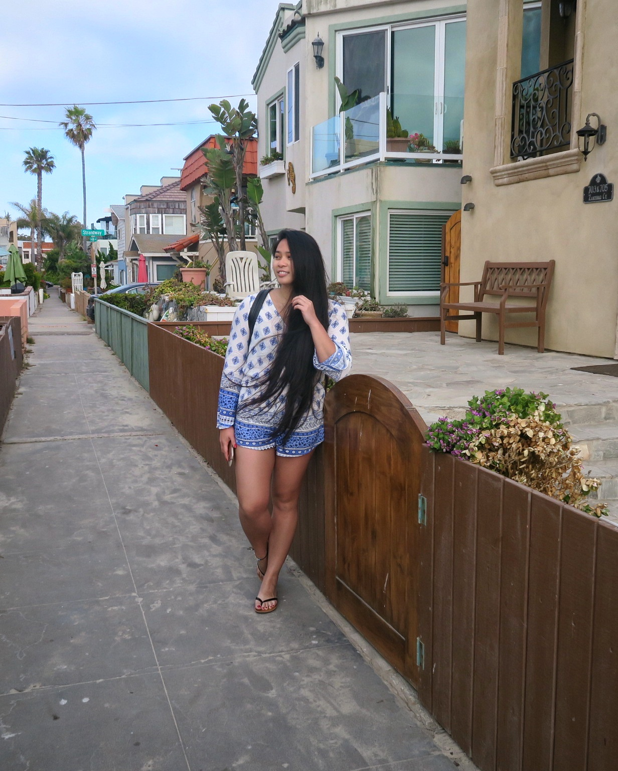 mission blvd beach san diego ootd