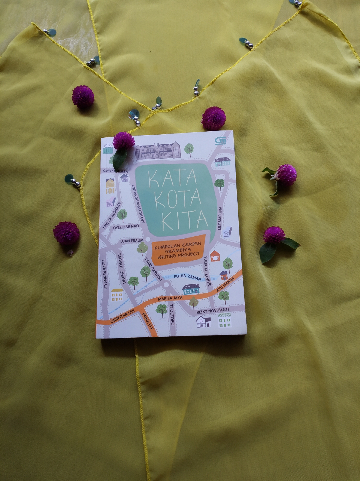 Review Buku Kata Kota Kita