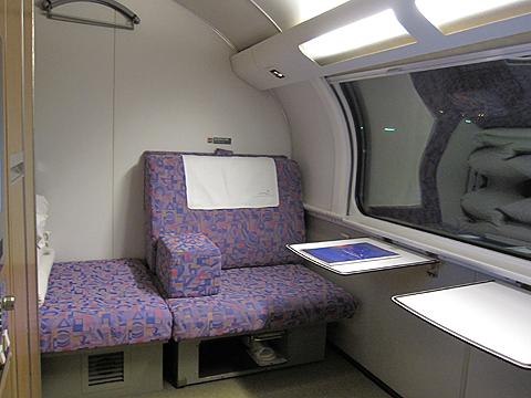 JR寝台特急「カシオペア」 カシオペアツイン 2階