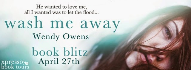 Book Blitz: Wash Me Away by Wendy Owens