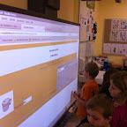 Lesenlernen mit dem Smartboard