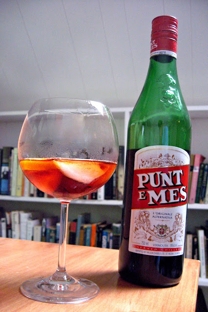 Carpano Punt-E-Mes Red Vermouth