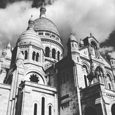 Paris, le weekend, #MySundayPhoto, travel, France, photography, street art, sacre coeur, graffiti, eiffel tower, Pompidou centre, sightseeing,