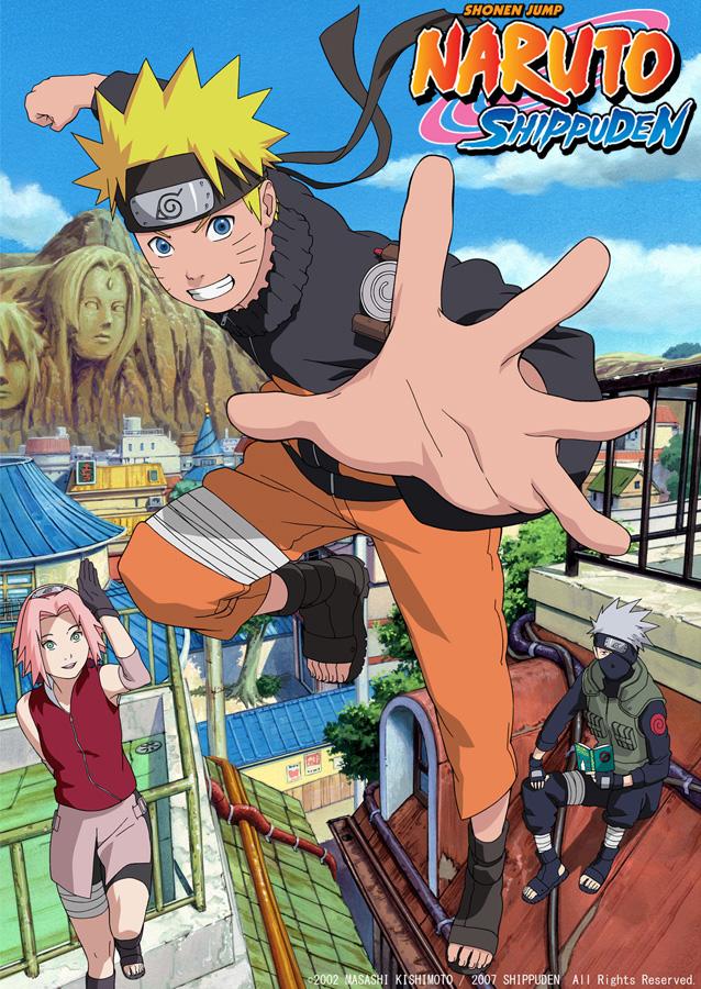 Naruto Shippuuden - Naruto Shippuuden (2007) | TV Series