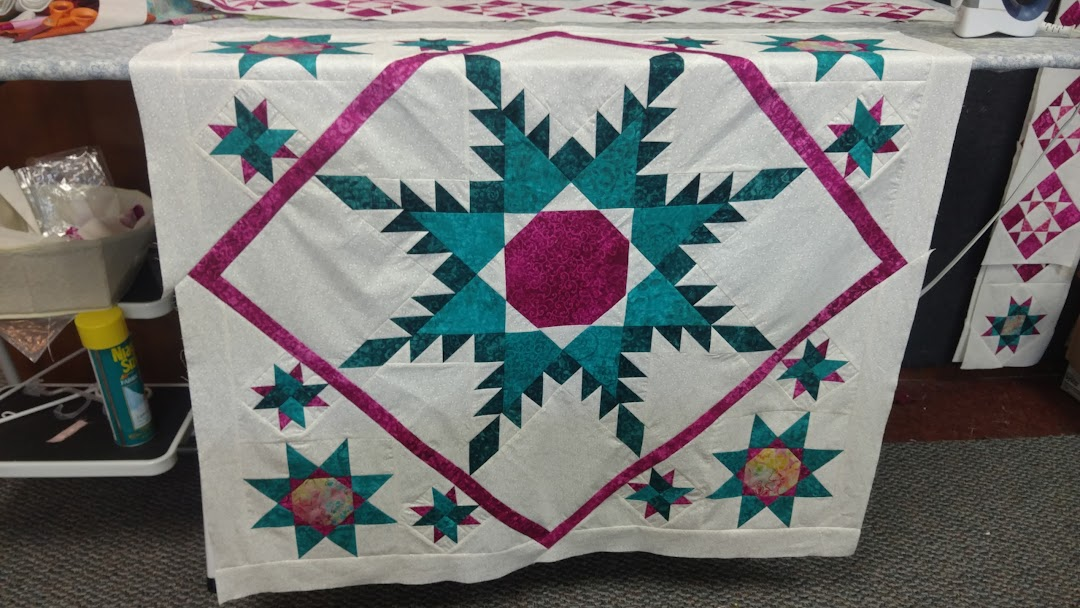 Sew What Quilt & Embroidery - Quilt and embroidery Shop in
