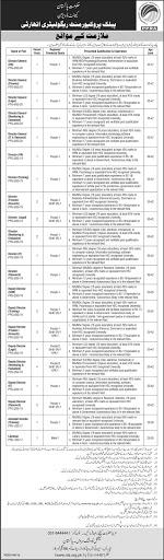 Civil Engineers Required In Public Procurement Regulatory Authority Pakistan