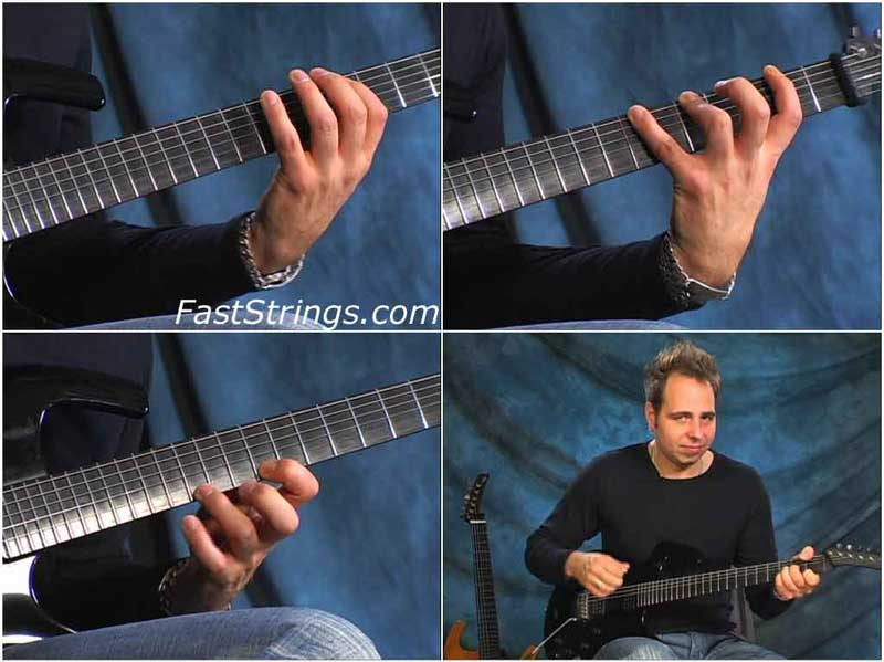 Dave Martone - Serious Shred: Advanced Scales