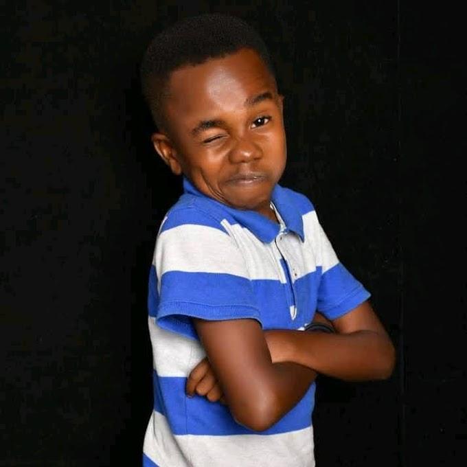 Meet The New Kumawood Fast Rising Actor - Tapoli