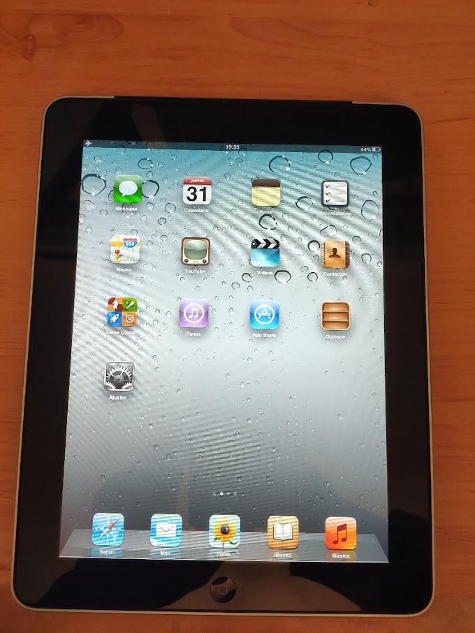 ¿Está el primer iPad obsoleto?