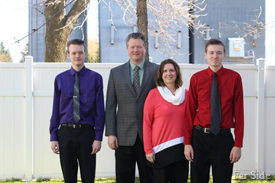Dahlen Family