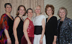 Linda Fulmer, Dana Schultes, Maggie Knapp, Barbara Wyatt , Kay Bolz and Carol Stanford