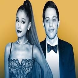 Ariana Grande - Pete Davidson