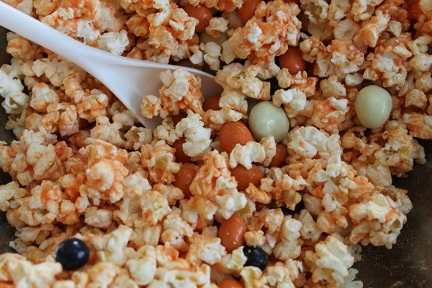 popcorn recipe for movie night