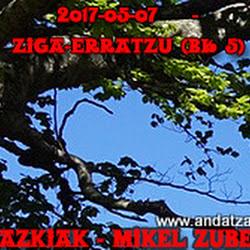 Argazkiak Mikel Zubelzu Ziga Erratzu (BK 5)
