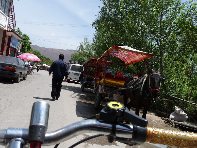Chine. Yunnan Dali .En vélo vers le lac ERHAI - P1170679.JPG