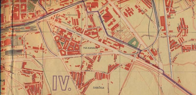 Font Color Cc0000 Ulica Grada Vukovara 80 Godina Zivota 65 Godina Burnog Razvoja Font Nepoznati Zagreb Blog Hr